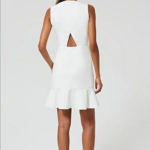 White Rebecca Minkoff dress